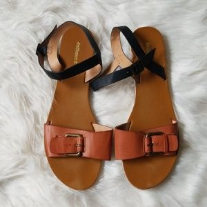 Dollhouse Buckle Sandals